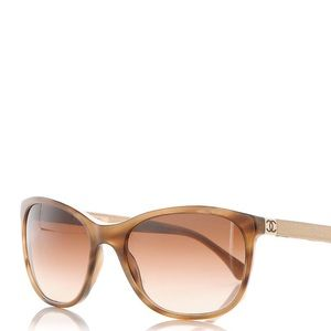 CHANEL Sunglasses 5185 Light Tortoise